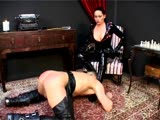 Femdom 18 Bound and Busted