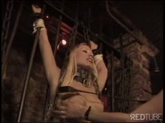 Punishment in the dungeon