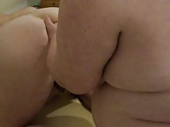 Fist fucked her husband