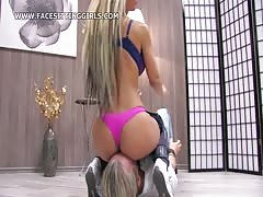 Ass smelling with Aileen Taylor